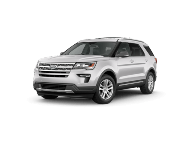 New 2019 Ford Explorer XLT SUV 39064F in Hayward, WI